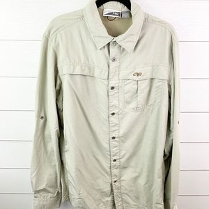 Outdoor Research Button Down Hiking Shirt